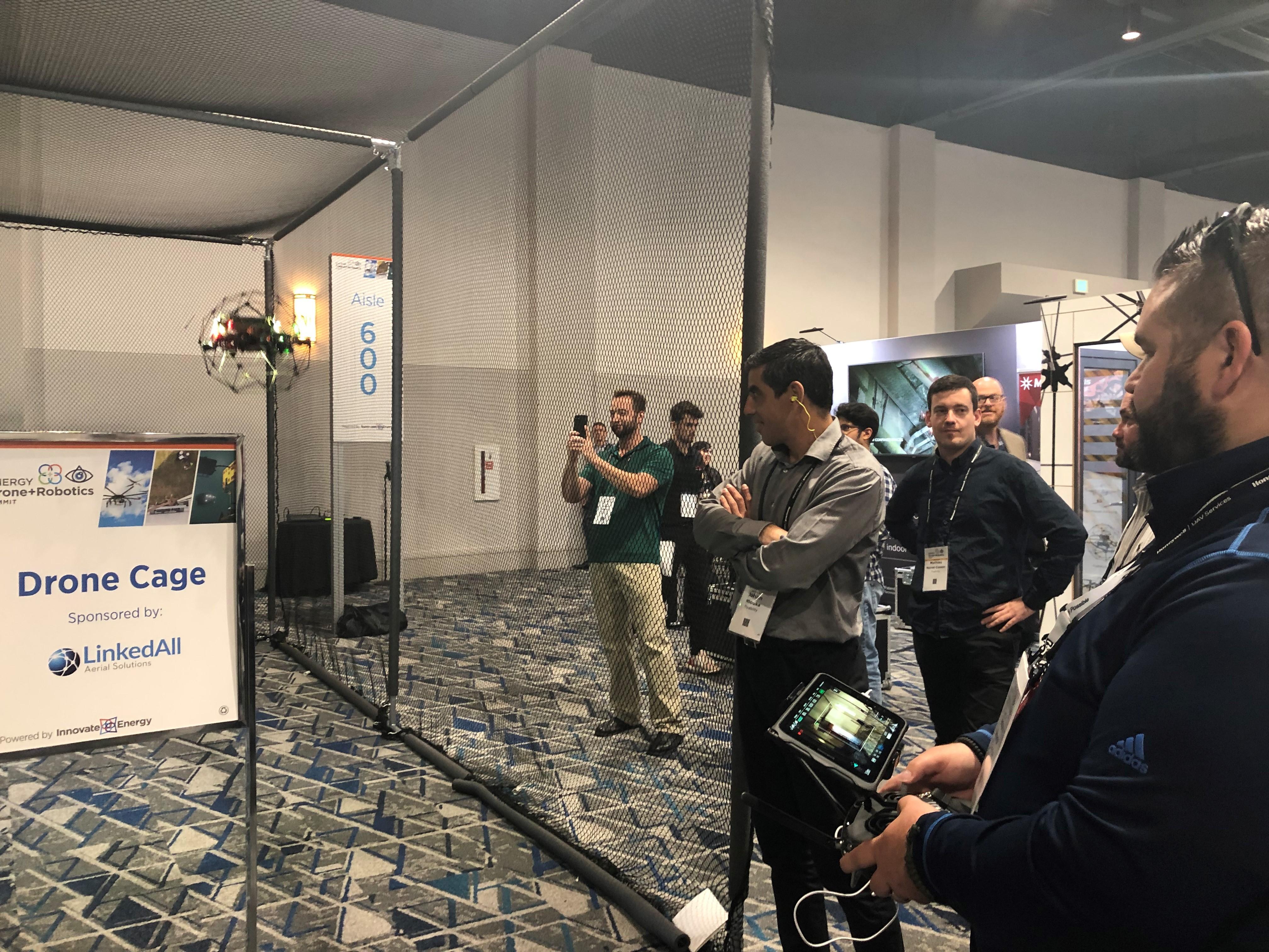 Energy Drone & Robotics Summit '19: AI can help build the